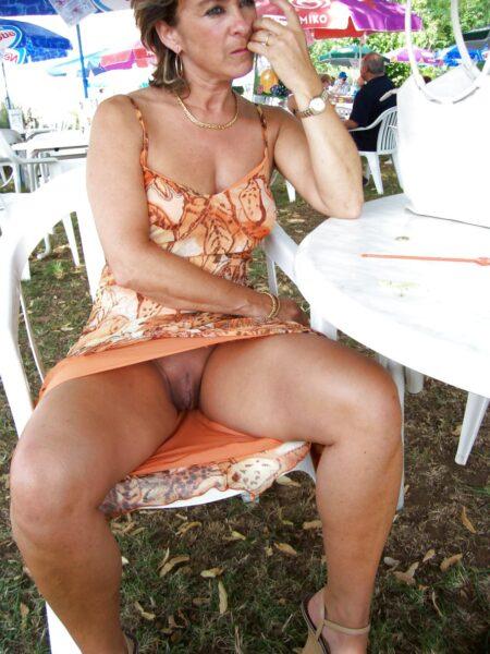 Violette, 48 cherche un plan baise